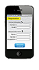 Mobile Application Projects Portfolio Screenshot for itAxi iphone app implementation and deployment 1