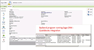 Integration project of Integration between Quickbooks and Sage CRM Screenshot 1
